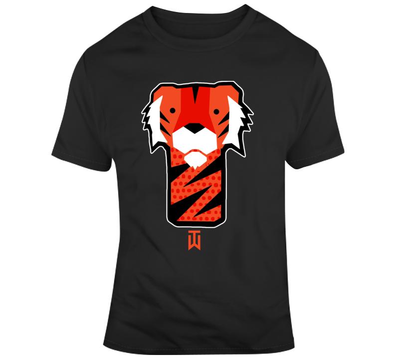 Tiger Woods Frank T Shirt
