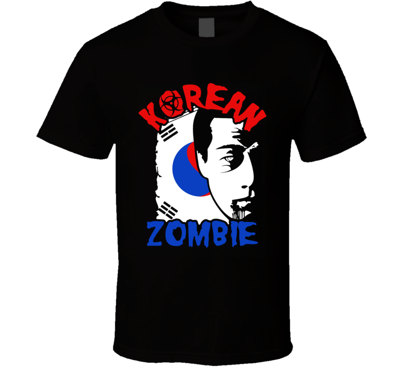 The Korean Zombie Chan Sung Jung Ufc T Shirt