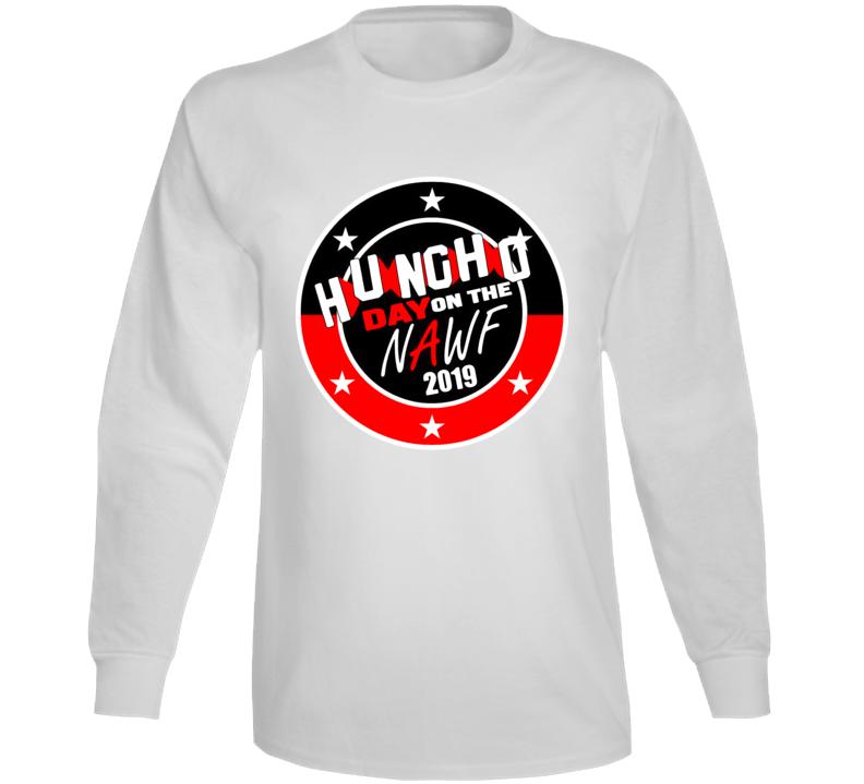 Huncho Day On The Nawf 2019 Colin Kaepernick Long Sleeve