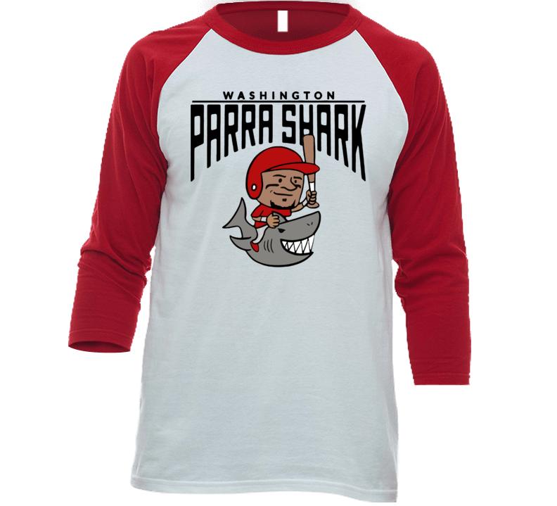 Gerardo Parra Shark Washington T Shirt