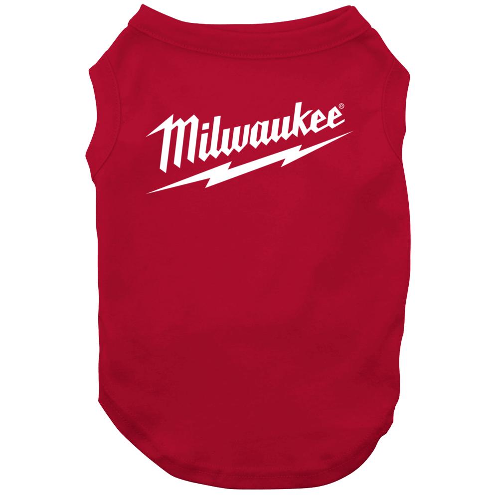 Milwaukee Tool Brand Fan Dog