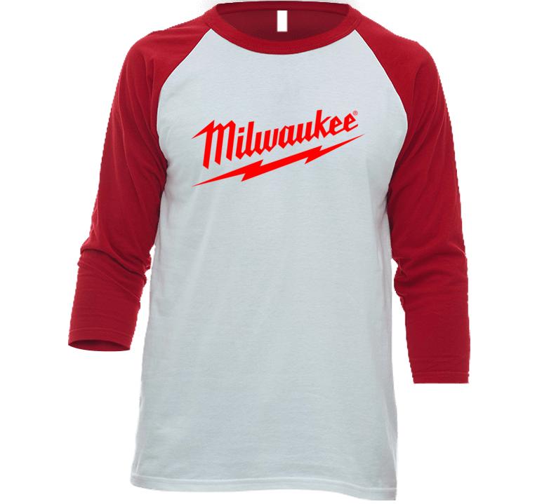 Milwaukee Tool Brand Fan T Shirt