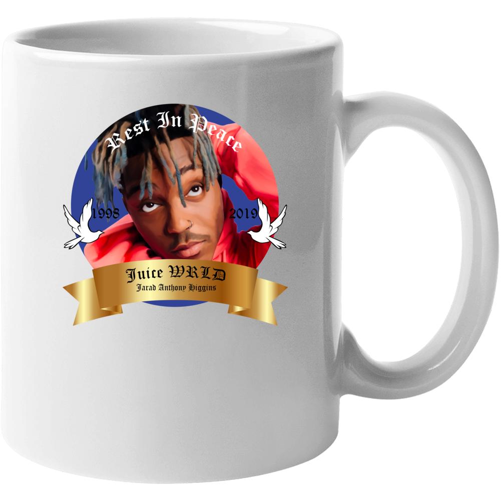 RIP Juice World Shirt Hoodie Sweatshirt Phone Case Mug