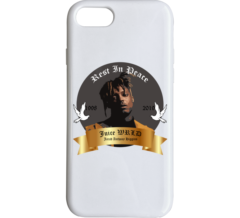 Rip Juice Wrld Phone Case