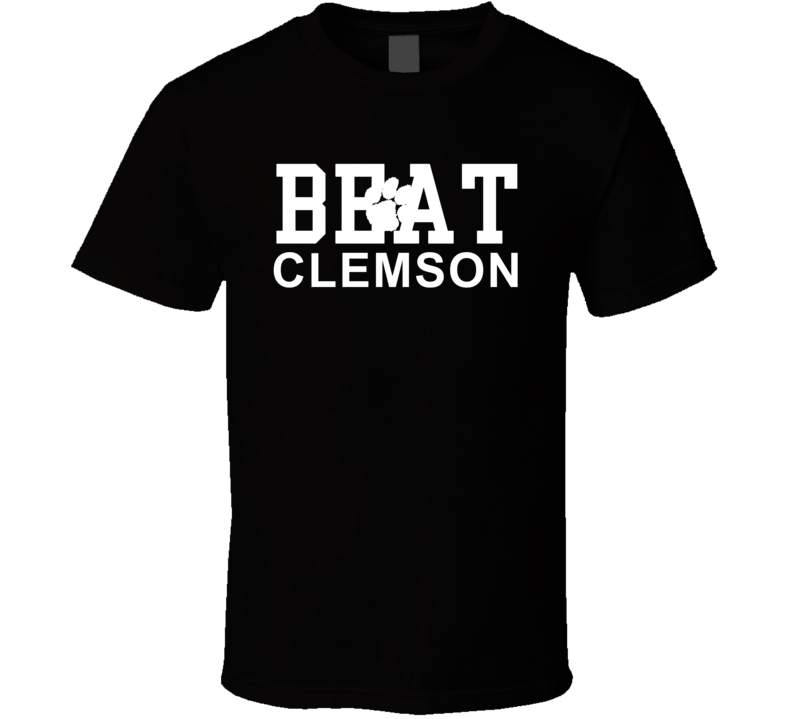 Clemson Believe Beat Clemson Football T Shirt
