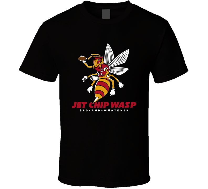 Jet Chip Wasp Patrick Mahomes Kansas City Football T Shirt