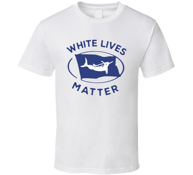 Victoria Fuller White Lives Matter T Shirt