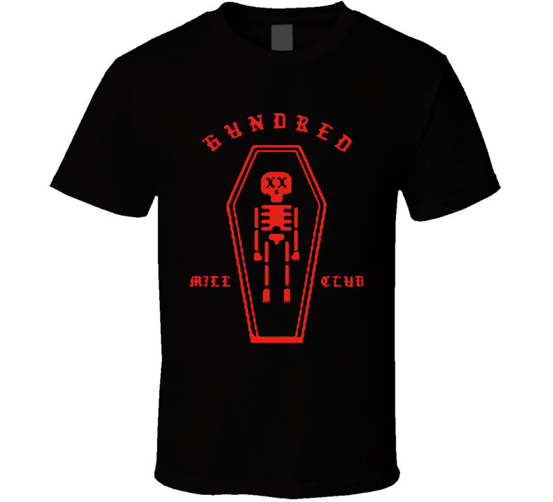 Hundred Mill Club Pewdiepie T Shirt