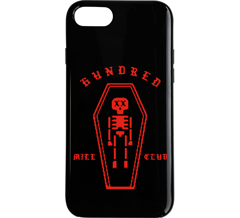 Hundred Mill Club Pewdiepie Iphone Phone Case