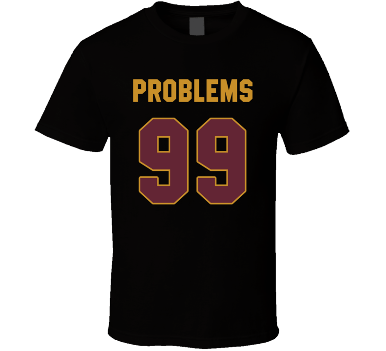 Chase Young 99 Problems Football T Shirt