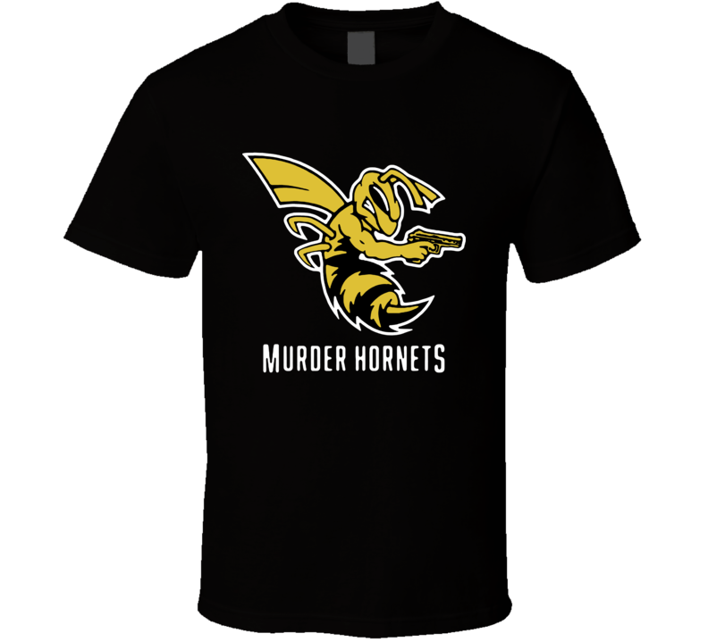 Murder Hornets Bee 2020 T Shirt
