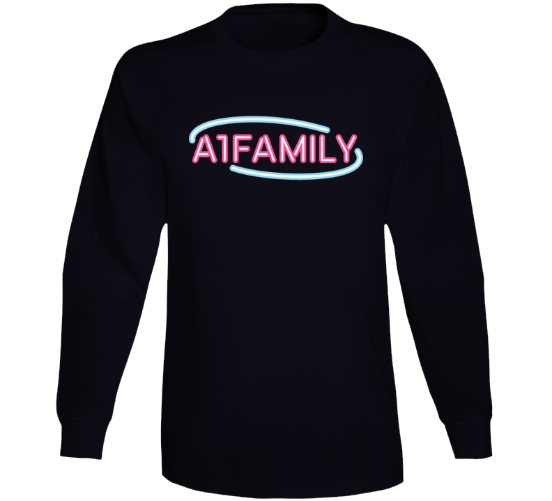 Jules And Saud Stay A1 Family Long Sleeve