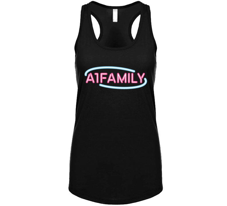 Jules And Saud Stay A1 Family Tanktop