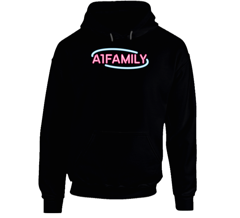 Jules And Saud Stay A1 Family Hoodie