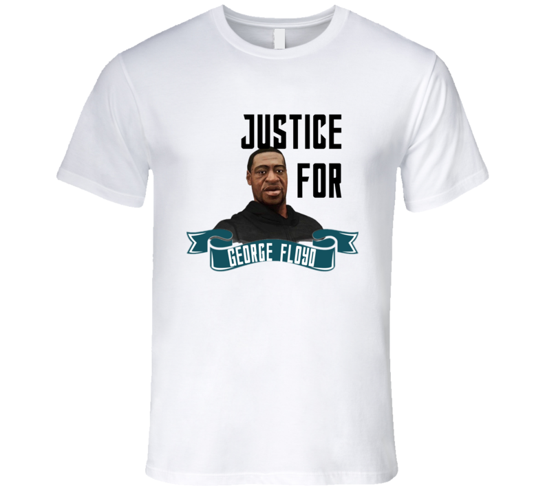 Justice For George Floyd Rip Em4shirts  Minneapolis Protest  T Shirt