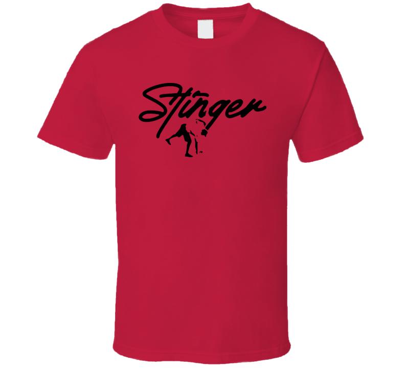 Return Of The Stinger Tiger Woods 2020 Golf  T Shirt