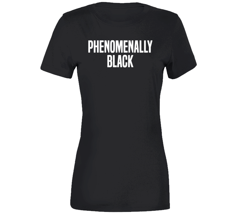 Kerry Washington Phenomenally Black Ladies T Shirt