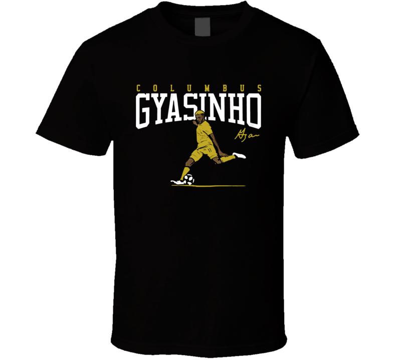Gyasi Zardes Gyasinho Soccer T Shirt