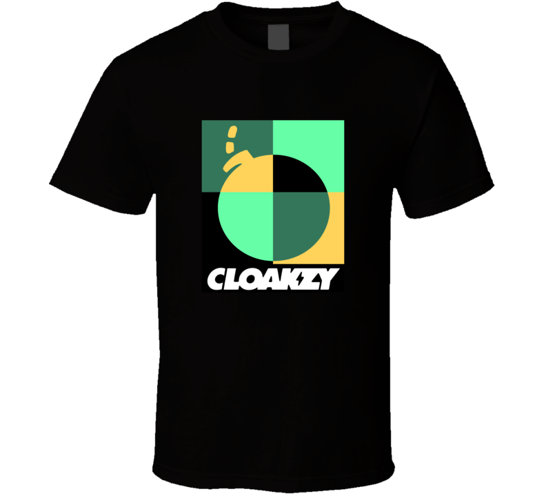 Cloakzy Pop Art T Shirt