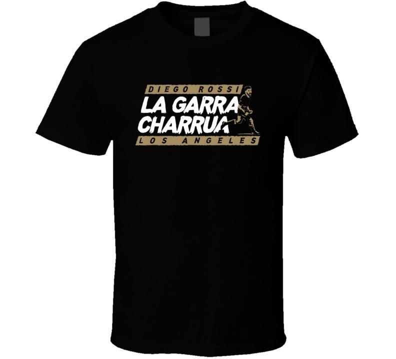 La Garra Charrua Diego Rossi Soccer T Shirt