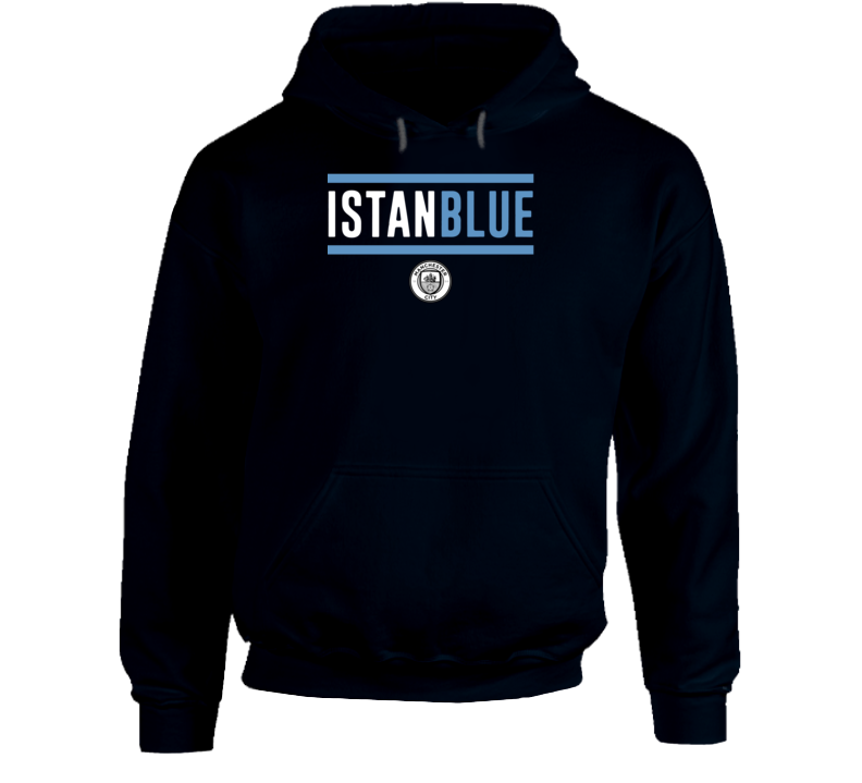Istanbul Istanblue Manchester Football Hoodie