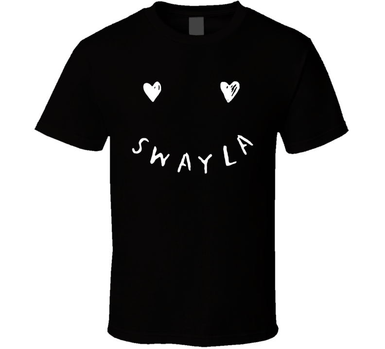 Swayla Sway Smile Smiley Face T Shirt