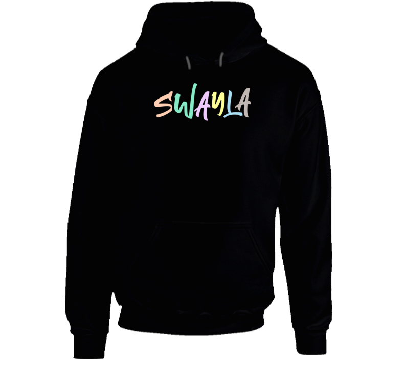 Swayla Sway Style Script Limited Edition Hoodie