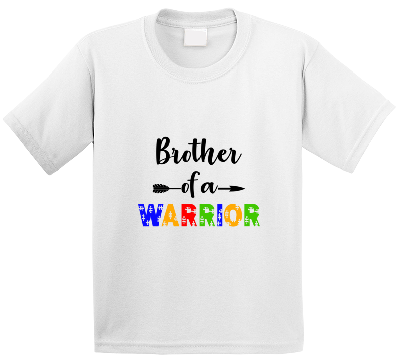 Brother Of A Warrior T Shirt