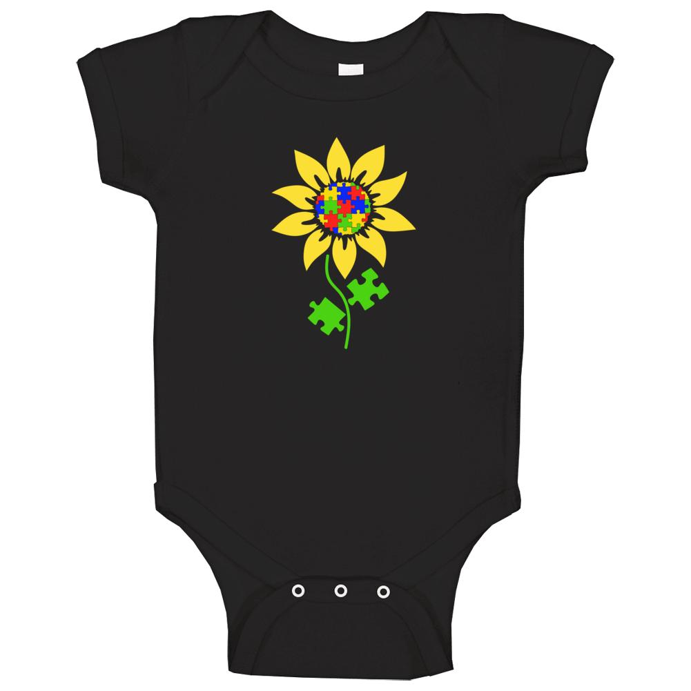 Flowering Love Baby One Piece