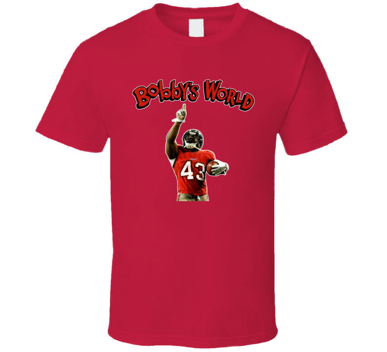 Bobby Rainey Tampa Bay Runningback Bobbys World T Shirt