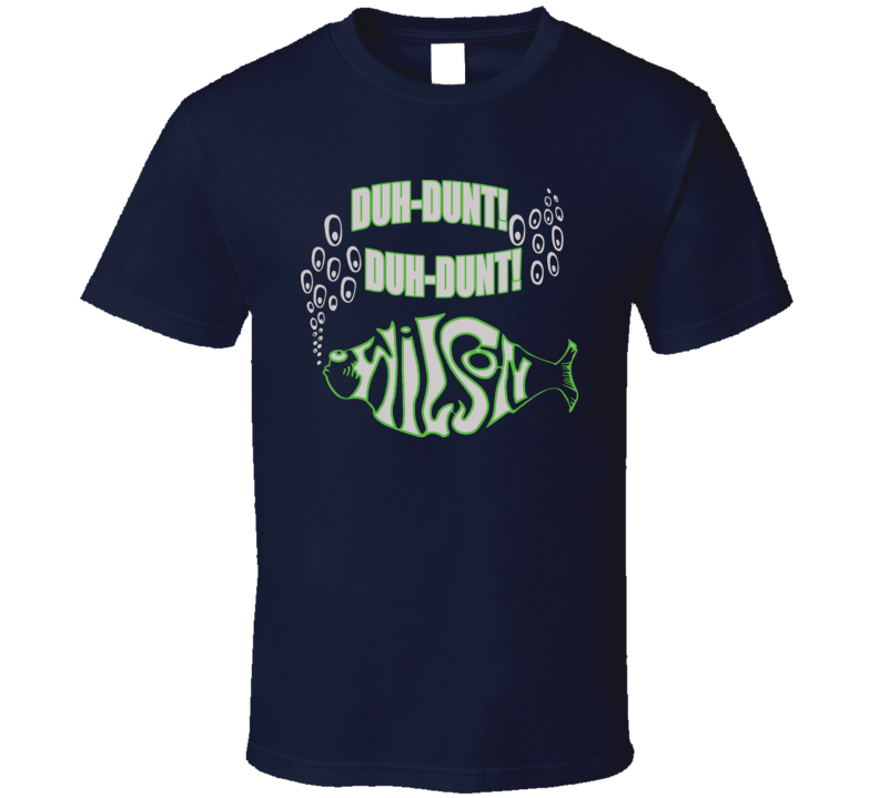 Russell Wilson Phish Seattle  Football T Shirt