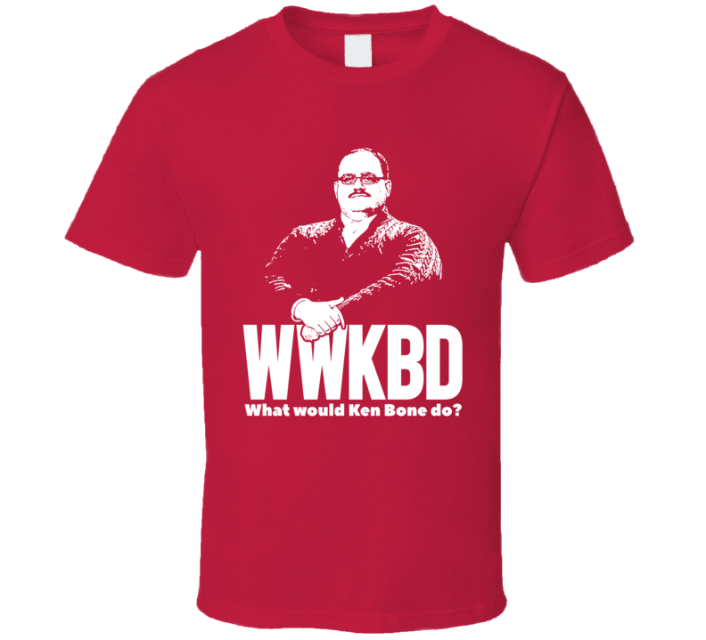What Would Ken Bone Do Funny President Debate MVP Election Fan T Shirt
