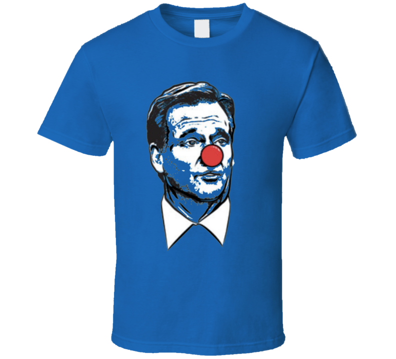 Roger Goodell Clown Douche Patricia New England t Shirt