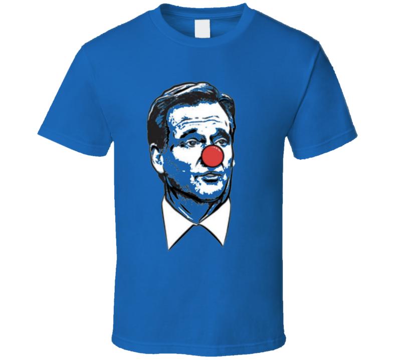 Roger Goodell Clown Douche Patricia New England t Shirt