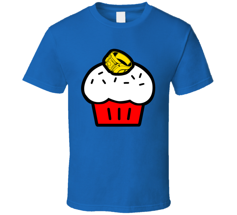 Kevin Durant Golden State Basketball Cupcake With Ring On It Funny T Shirt