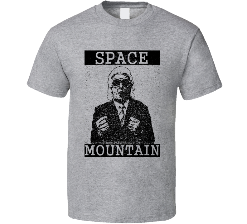 Ric Flair Space Mountain T Shirt