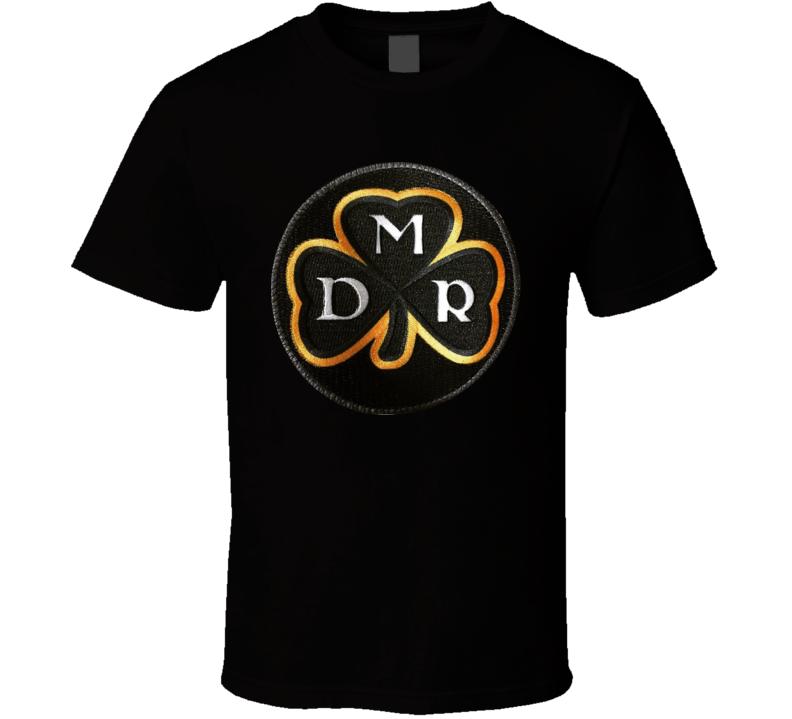 Dan Rooney Pittsburgh Owner Initials Dmr Rip Mr Rooney T Shirt