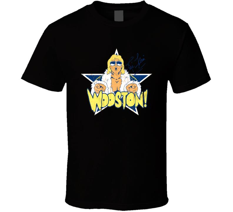 Cool World Series Champs 2017 Wooston Houston Astros Ric Flair T Shirt
