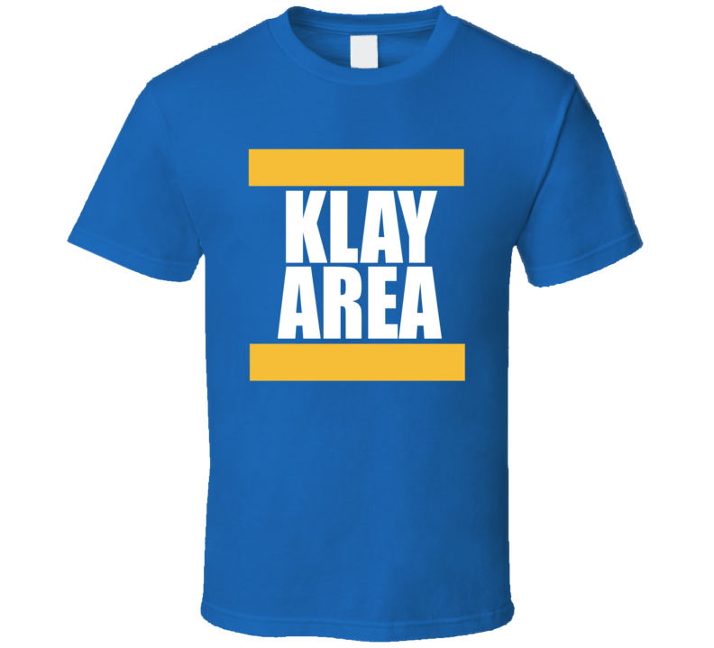Klay Thompson Splash Brothers Klay Area Golden State Warrior Basketball T Shirt
