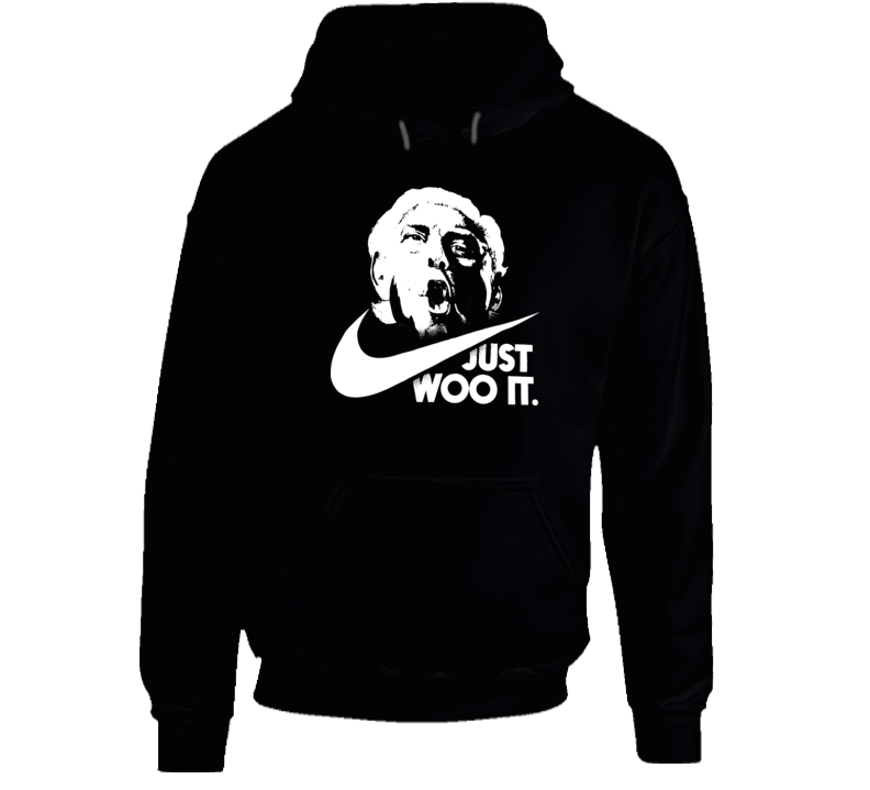 Ric Flair Just Woo It Essential Hooded Pullover