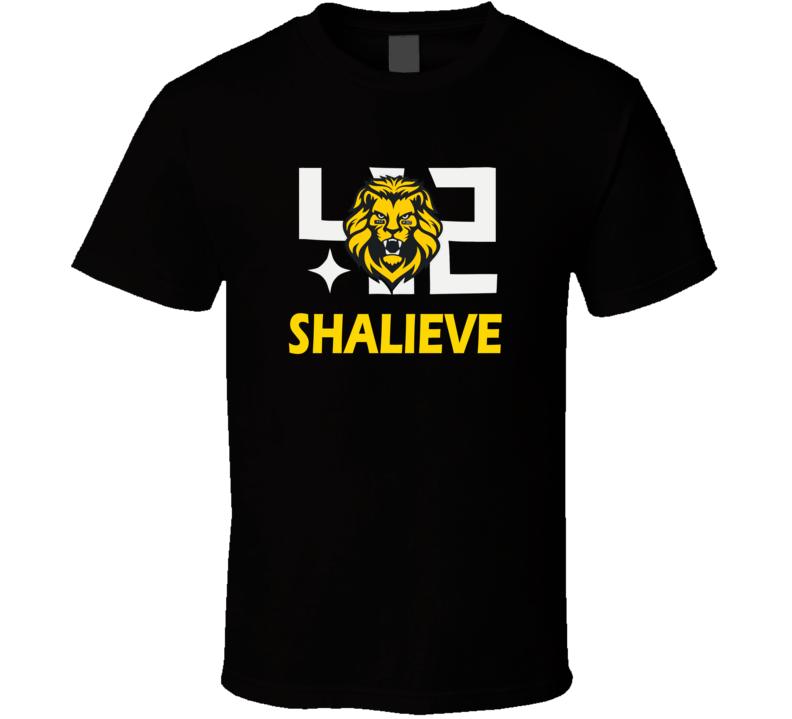 Ryan Shazier Big Ben Pittsburgh Football Player 412 Warmup tiger 50  T Shirt