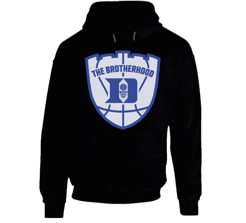 The Brotherhood Duke's Blue Devils Basketball Hoodie