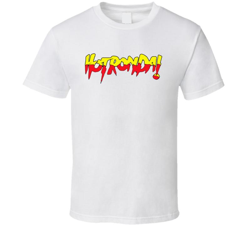 Hot Ronda Rousey Wrestling Cool Fan T Shirt