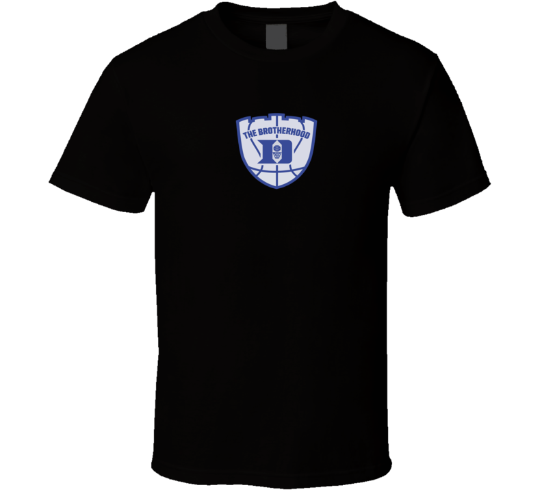 Duke Brotherhood Basketball Small Cool Fan Tshirt