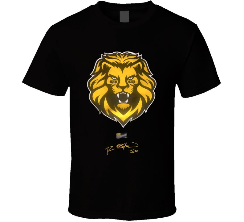 Ryan Shazier Shalieve 50 42 Steelers Fan Football T-shirt