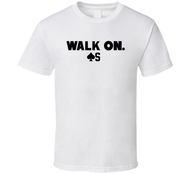Baker Mayfield Cleveland Football Walk On First Pick Cool Fan T Shirt