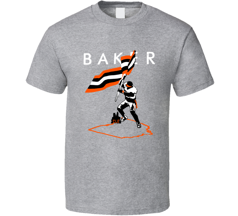 Baker Mayfield Flag Plant Football Fan Gift T Shirt