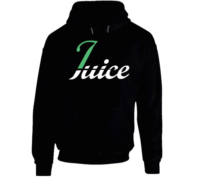 Jaylen Brown Juice Boston Basketball Cool Fan Gift Hoodie