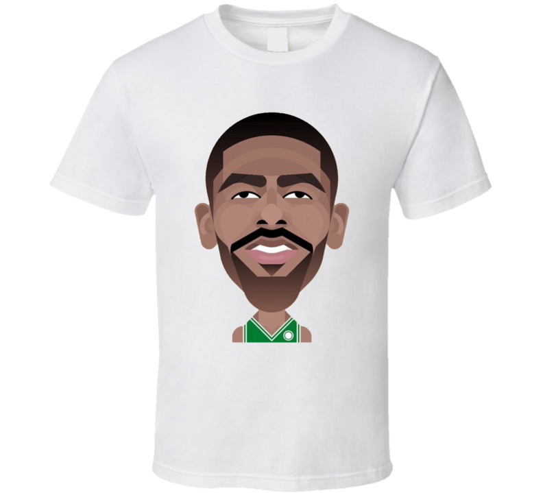 Kyrie Irving Boston Basketball Greatest Fan T-shirt