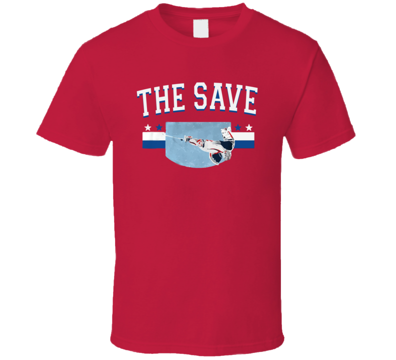 Braden Holtby Washington Stanley Cup The Save Cool T Shirt